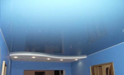 Натяжной потолок из пленки