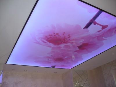 Декоративная окантовка потолка