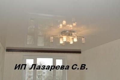 Натяжные потолки от ИП Лазаревой