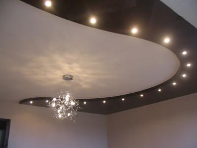 Потолок от компании «Эдельвейс»