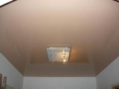 Тканевый потолок «Евростиль»