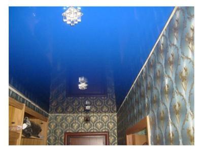 Вид потолка в прихожей