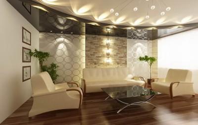 Потолок от «New-Folia»