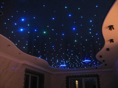 Конструкция «звездное небо»