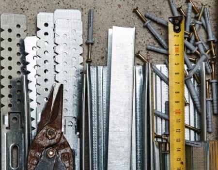 Требуемый инструмент и материал