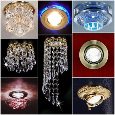 Рынок светильников был наводнен разнообразием моделей и разновидностей