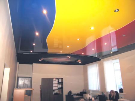 Цветная одноуровневая система