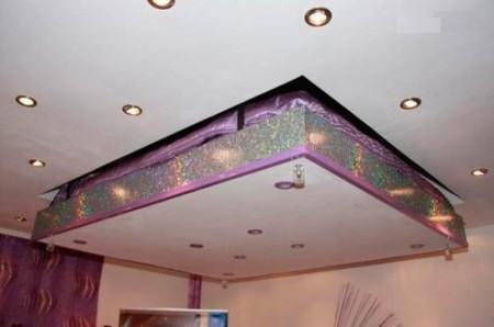 Подвесная мебель на потолок