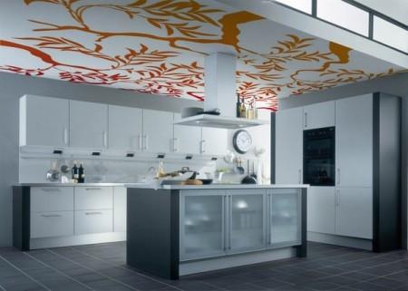 Кухня – особое помещение в доме, поэтому выбор материала зависит от личных предпочтений и вкуса