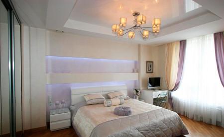 Европейский вариант оформления комнаты