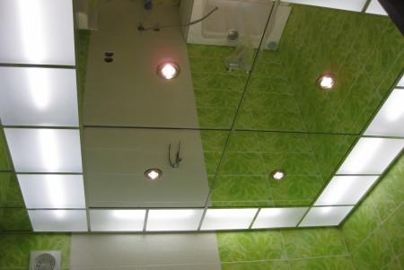 Приборы освещения для подвесной системы