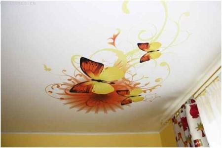 Стилизованные бабочки