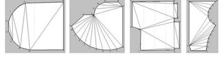 Особенности выполнения замеров для нестандартных помещений