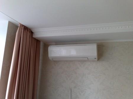 Карниз на гипсокартонном потолке