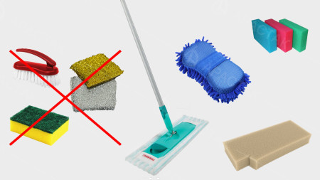 Правильный выбор средств для мытья