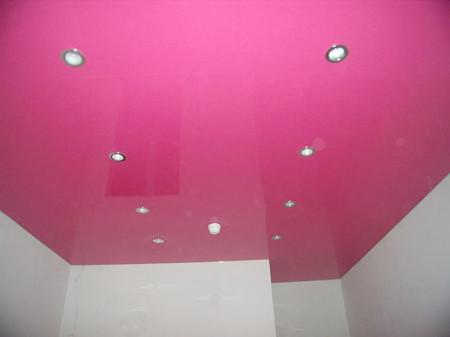 Уникальный и оригинальный потолок без швов при соединении