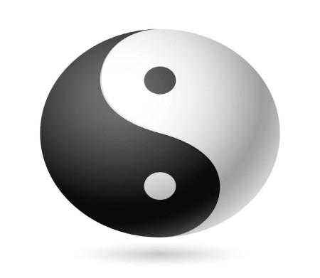 Фото японского символа, который наиболее частот используется для фотопечати на натяжных потолках