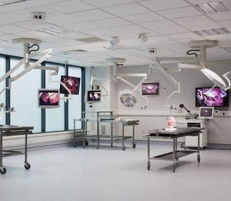Система BioGuard Plain в больнице
