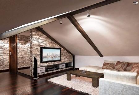 Потолочное покрытие с отделкой – стильно и модно