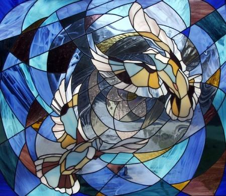 Оригинальный рисунок – главное отличие орнамента ручной работы