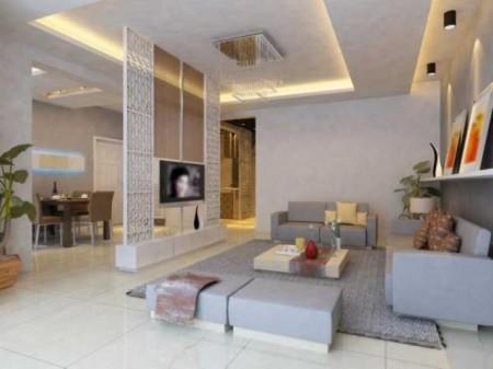 Функциональное и элегантное решение двухуровневого потолка