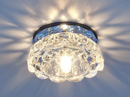 Фото точечного светильника