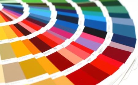 Цветовая палитра тканей