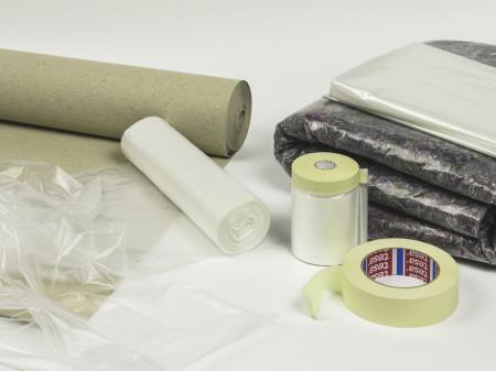 Защита предметов от загрязнений