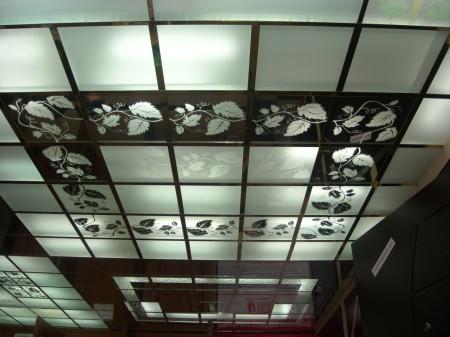 Дизайнерский подвесной потолок