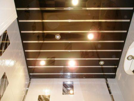Элегантное и стильное реечное потолочное покрытие