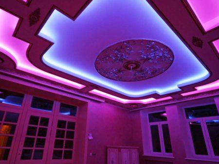 Грамотное использование диодных световых приборов на коробе