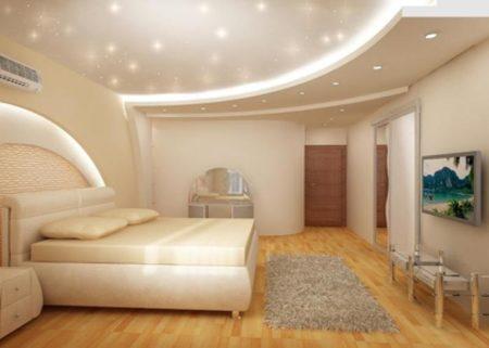 Фото светлого потолка