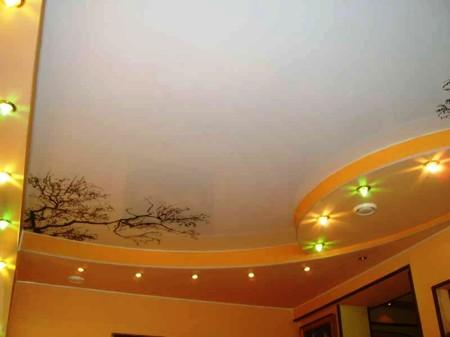 Разноуровневневые системы потолочного покрытия – оригинальное решение