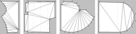 Схема замера для заказа потолка