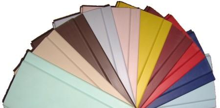 Цветные профили ПВХ