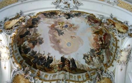 Фото фрески