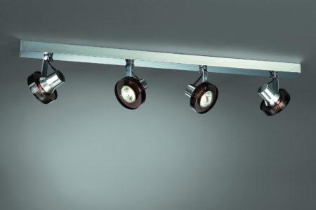 Светильники подчеркивают индивидуальность интерьера
