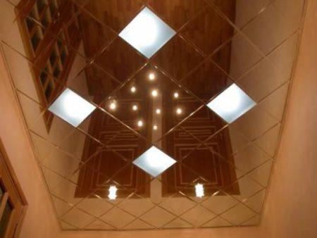 Готовый подвесной потолок