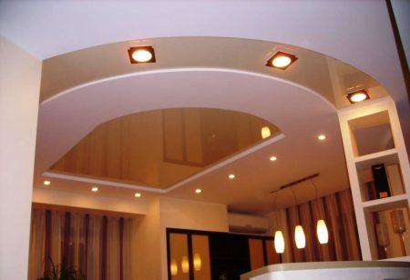 Точечные светильники и споты – элегантность и эстетичность