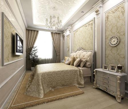 Создание привлекательной спальной комнаты