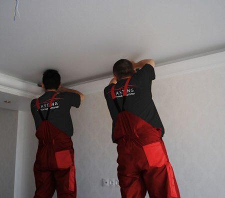 Мастерам необходим доступ к стенам