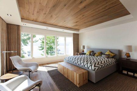 Красивая поверхность потолочного покрытия