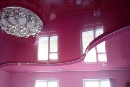 Розовый и сиреневый – отменное сочетание