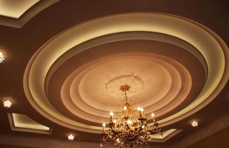 Пример качественного потолка