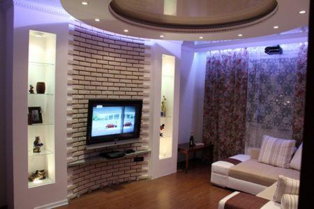Дизайн в маленькой комнате
