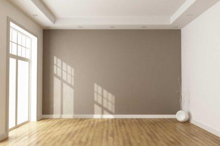 Высота помещения с коробом из гипсокартона