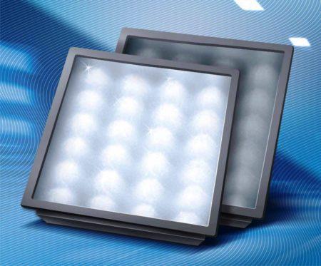Светодиодный элемент для подвесных потолочных покрытий – хорошая функциональность и привлекательность внешнего вида