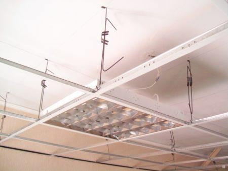Светильники для плиточной отделки