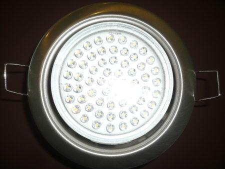Светильники для натяжного полотна
