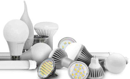 Фото ламп для светодиодных светильников